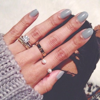 jewels nail polish jewelry ring gold kylie jenner kylie jenner jewelry