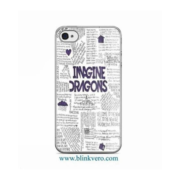 phone cover blinkvero iphone imagine dragons dragons dragonfly
