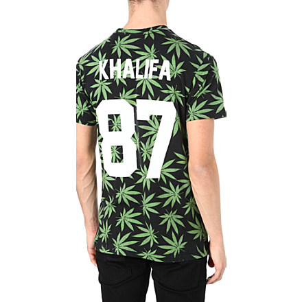 ELEVEN PARIS - Wiz Khalifa printed t-shirt | selfridges.com