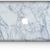 "13"" Apple Unibody laptops (MacBook, Pro, 1st gen. Air) ""white marble"" 