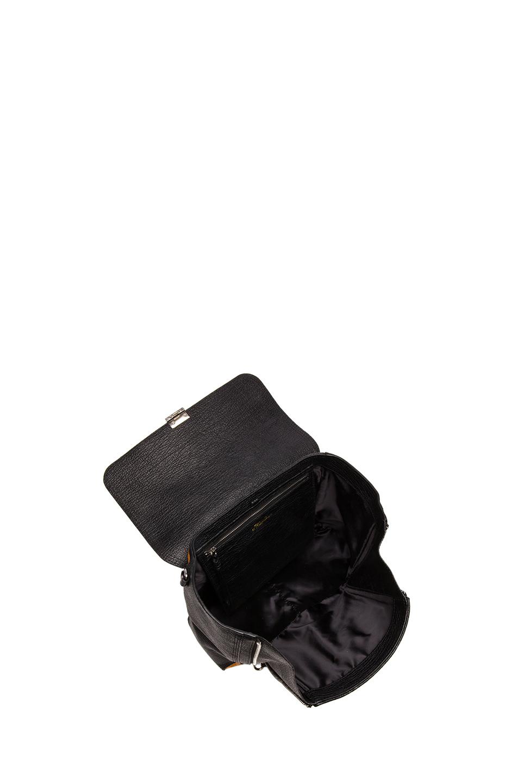 3.1 phillip lim|Medium Pashli Trapeze in Natural & Black