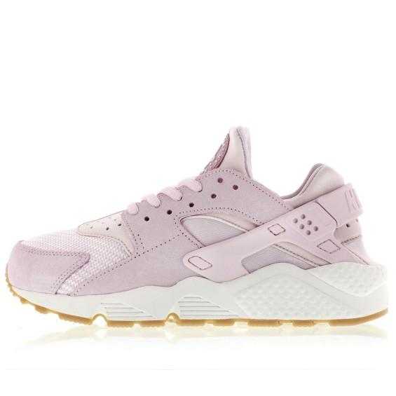 BOOGZEL   Rose Pink Suede Sneakers