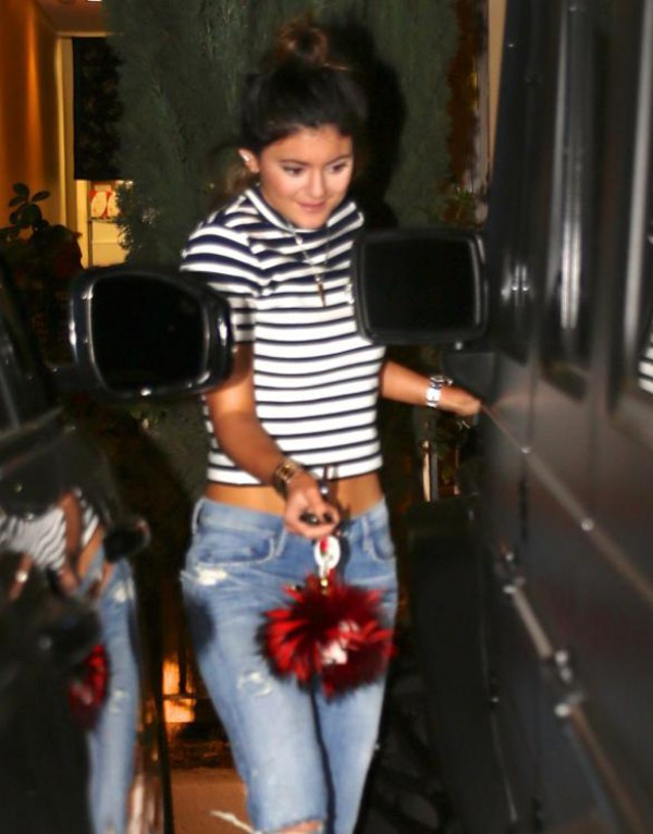 kylie jenner kardashians celebrity style