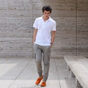 suede,suede shoes,mens shoes,menswear,luxury,orange,summer,model,classy,mens slip ons