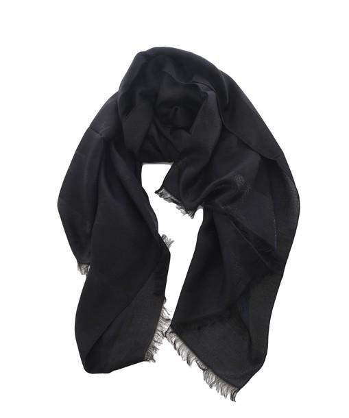 ARMANI JEANS glitter scarf