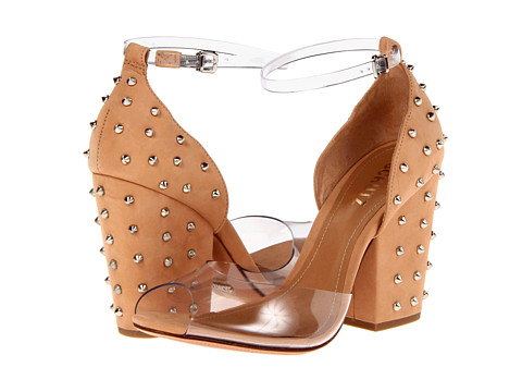 Schutz Balquis Sunkiss Transparent - Zappos.com Free Shipping BOTH Ways