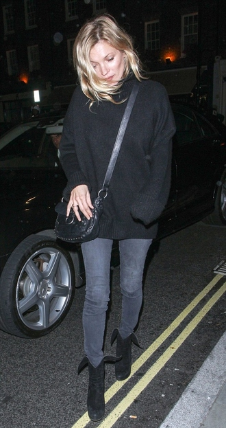 fall outfits boots kate moss