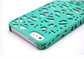 jewels,iphone case,iphone 5 case,iphone,fashion,mint,green,pink by victorias secret,tumblr,phone cover,blue case