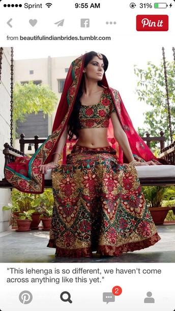 dress indian indian dress