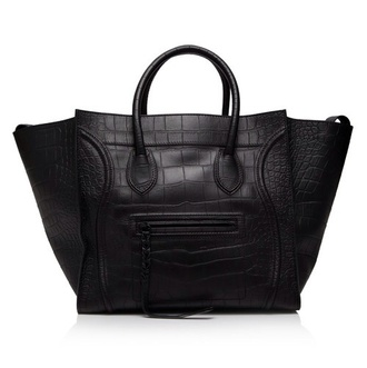 bag black purse lether bag