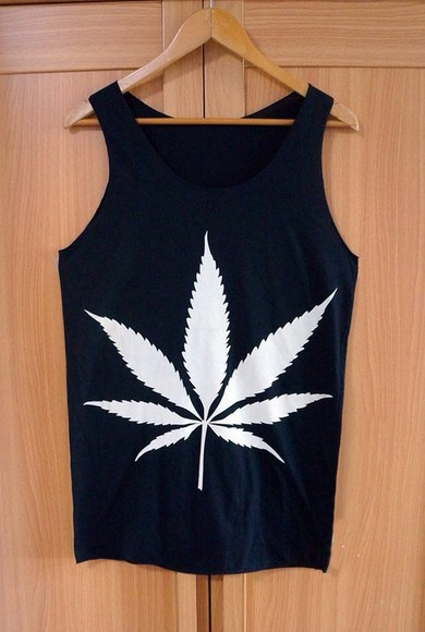 shirt tank top singlet black singlet cannabis skirt black t-shirt herbalife bob malay bob malay shirt