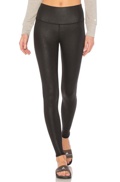 ALO high black pants