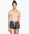 H&M Sweatpant Shorts $12.95