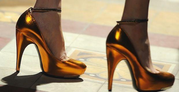 Les tendances chaussures de l'automne
