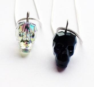 jewels grunge skulls pastel grunge grunge jewelry