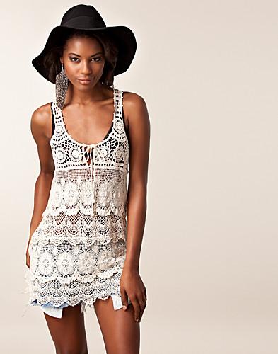 Woodstock Dress F A V Ivory Party Dresses Clothing