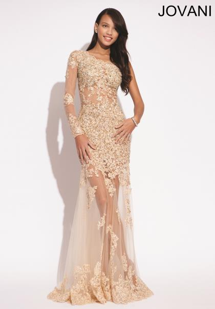 Jovani 73072 Dress at Peaches Boutique