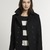 Womens - Liberty Bell Peacoat in Black | Superdry