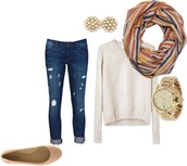shirt,charlotte russe,jeans,dark wash,ripped jeans