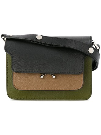 mini bag shoulder bag green