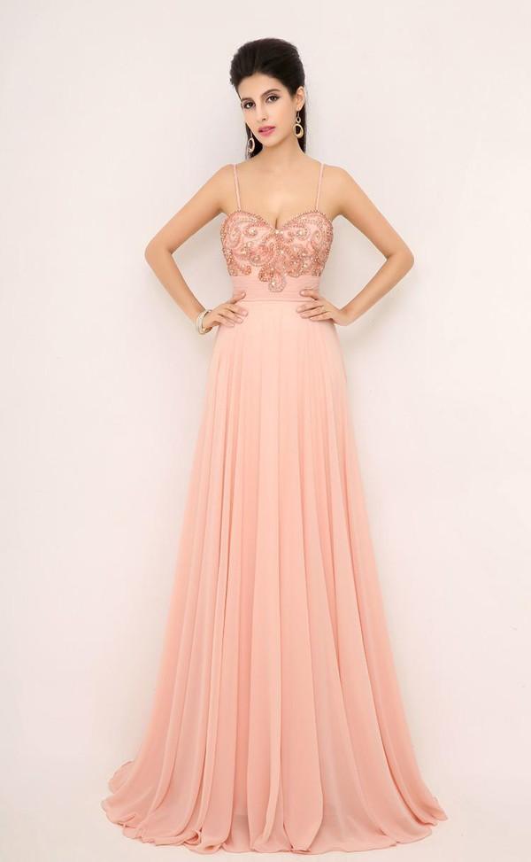 chiffon dress prom dress 2014 dress 2015 dress cheap dress formal dress best selling dress sale dress beaded dress dress