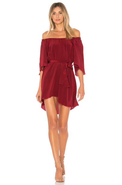 STONE_COLD_FOX dress red