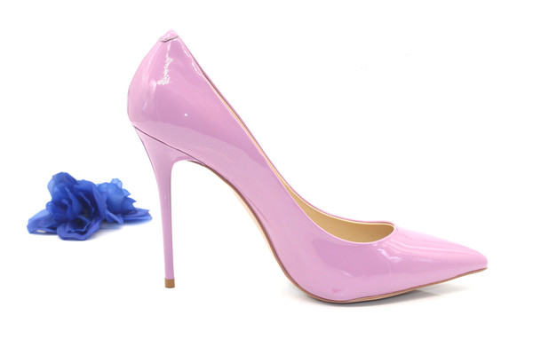 0ad48b63494 Stilleto Heels - Light Purple High Heel Pumps
