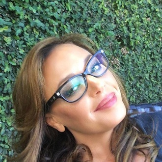 sunglasses leah remini black sunglasses eyeglasses
