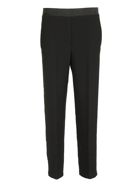 8pm classic black pants
