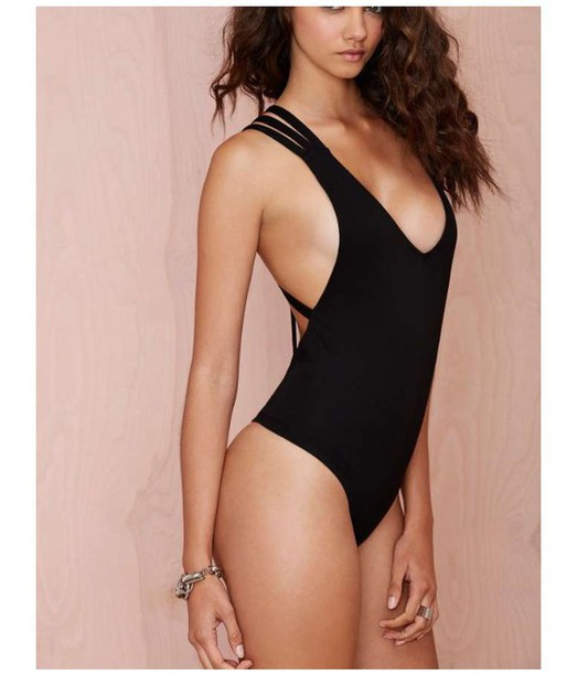shirt bodysuit strappy