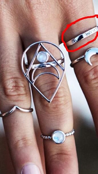 ring boho