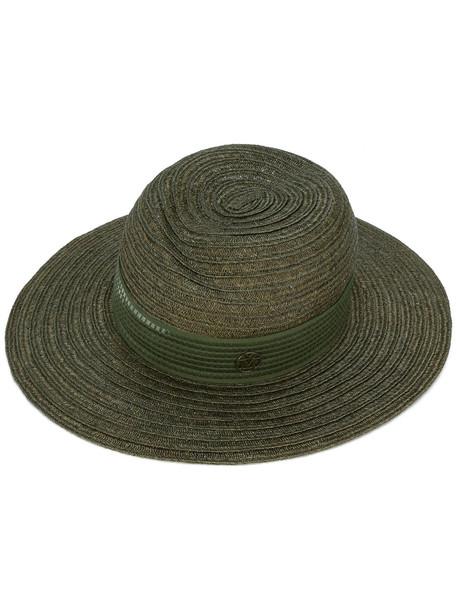 hat green