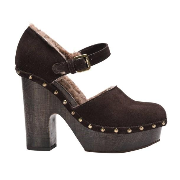LAutre Chose heel high heel high women shoes coffee
