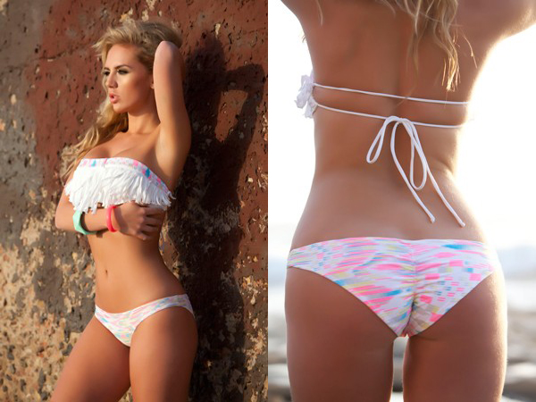 white tribal | Images for Nani Bikinis