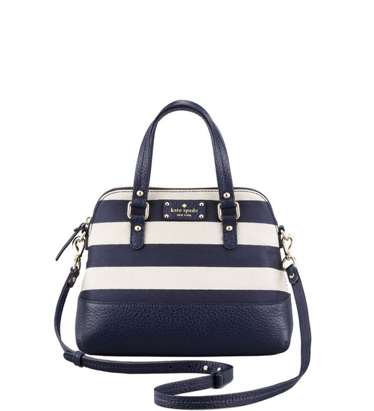 bag handbag purse kate spade kate spade bag kate spade purse shoulder bags stripes