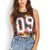 Sporty Floral Crop Top | FOREVER 21 - 2000064233