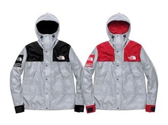 coat supreme north face red black supreme jacket the north face jacket jacket kway