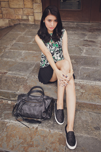 tricia gosingtian top bag shoes jewels