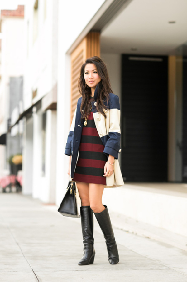 wendy's lookbook t-shirt coat dress shoes bag jewels