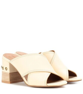 studded sandals leather sandals leather white shoes