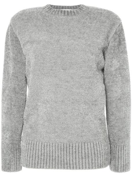 Le Ciel Bleu jumper women grey sweater