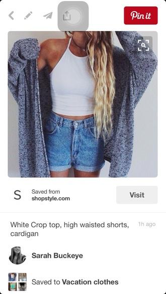 tank top white crop tops crop tops halter crop top summer outfits