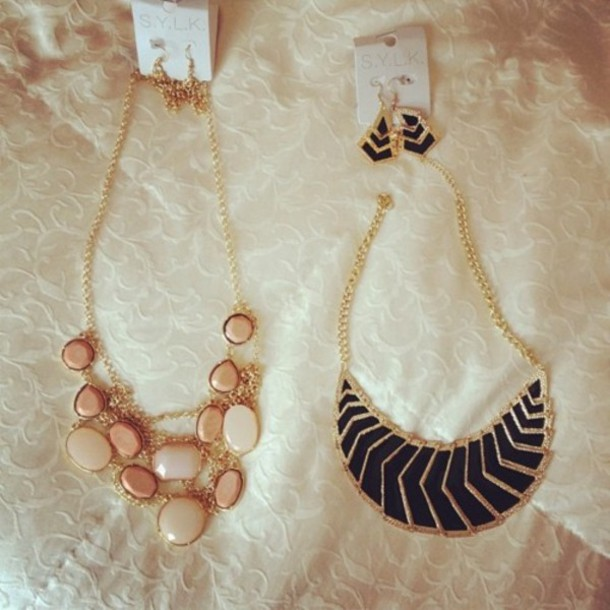 necklaces tribal