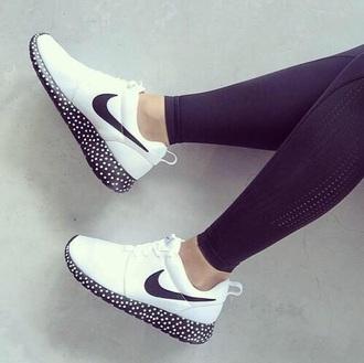 shoes nike running shoes nike shoes for women polka dots