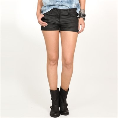 Short noir - Collection Shorts - Bermudas - Leggings - Pimkie France
