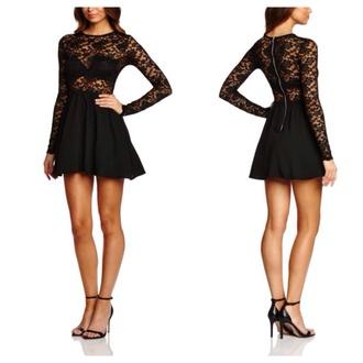 dress lace dress style black zipper apparel lace lace bustier