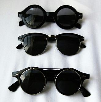 sunglasses black black sunglasses