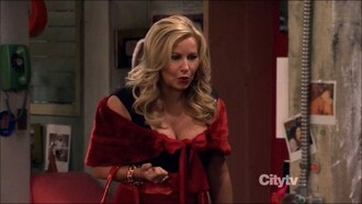 dress wrap 2 broke girls