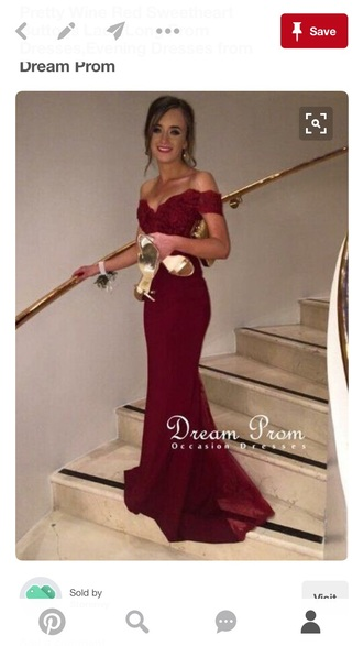 dress pretty wine red sweetheart buttons lace long prom dress wine red sweetheart dress long prom dress lace prom dress