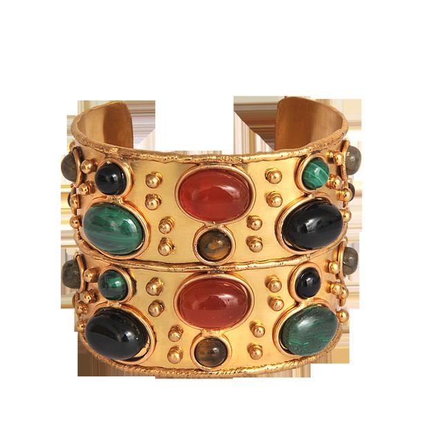Sylvia Toledano cuff jewels